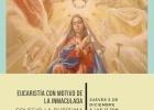 Celebración de la Inmaculada