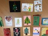 Ganadores concurso tarjetas navideñas